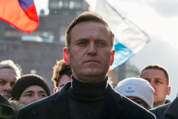 Alexei Navalny / Reuters-Yonhap