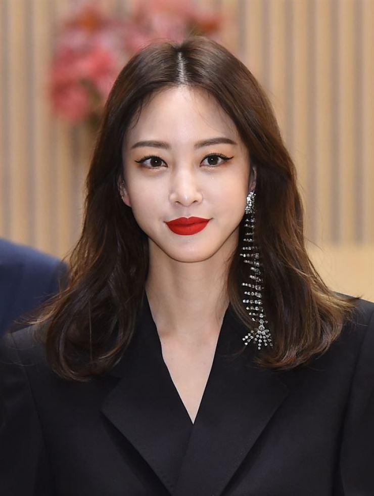 Actress Han Ye-seul / Korea Times file