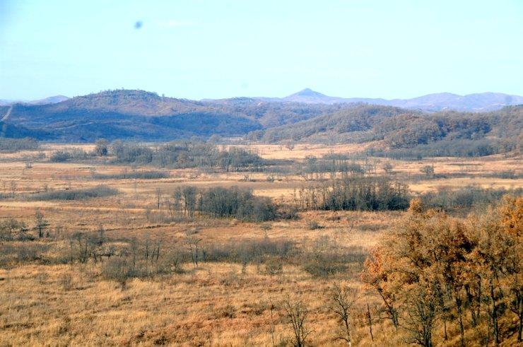 Land in Yeoncheon, Gyeonggi Provice, near inter-Korean border / Yonhap