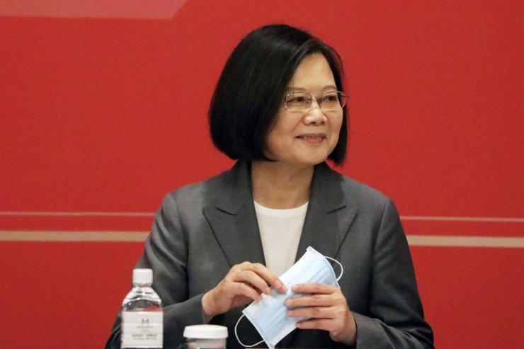 Taiwan President Tsai Ing-wen / Reuters-Yonhap
