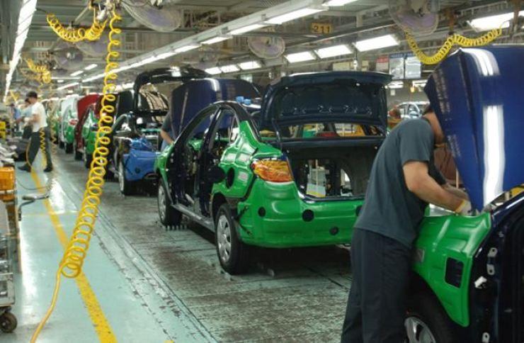 Hyundai Motor factory in Ulsan / Korea Times file