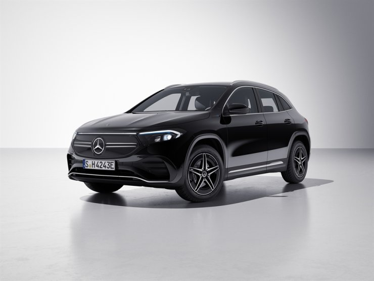 The new EQA model by Mercedes-Benz / Courtesy of Mercedes-Benz Korea