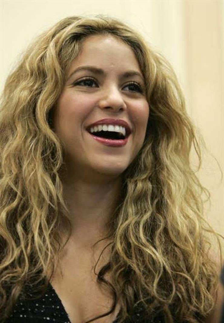 Colombian singer Shakira / AP-Yonhap