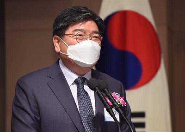 NPS CEO Kim Yong-jin / Korea Times file