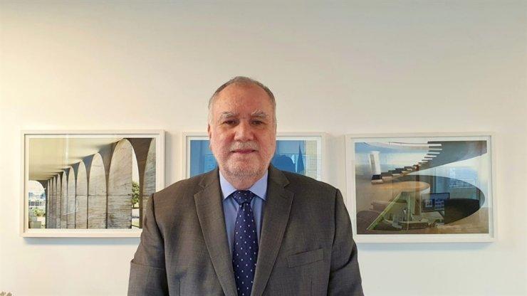 Brazilian Ambassador to Korea Luis Henrique Sobreira Lopes / Courtesy of the Embassy of Brazil