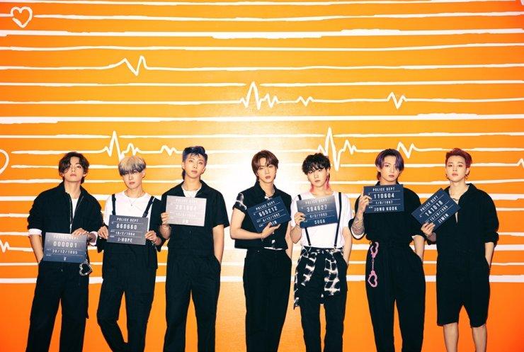 K-pop septet BTS / Courtesy of Big Hit Music