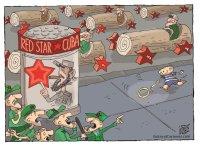 Cuba red star revolution
