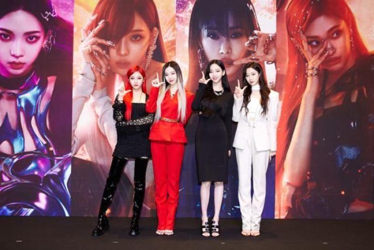 aespa / Courtesy of SM Entertainment