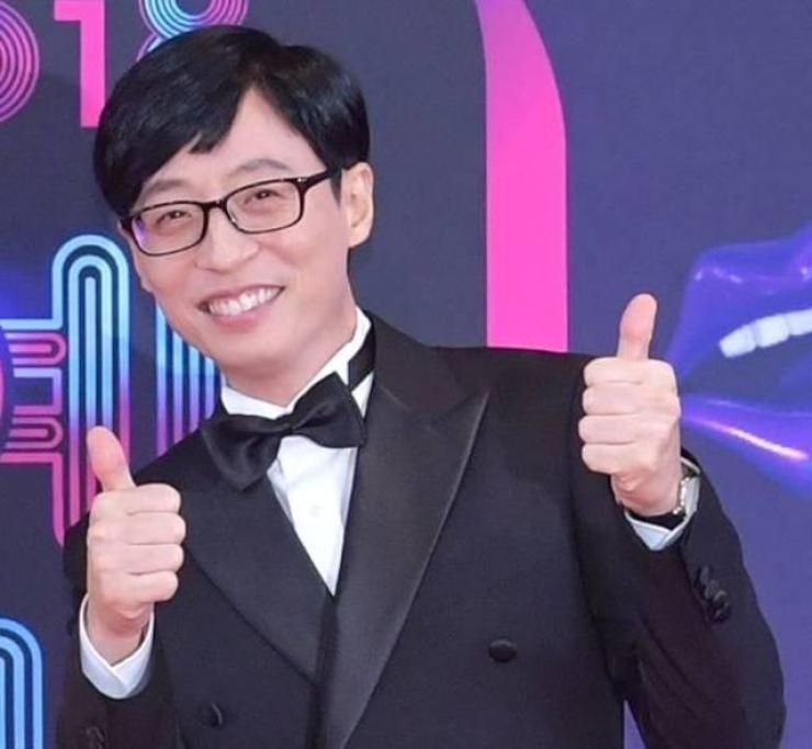 Comedian Yoo Jae-suk / Courtesy of KBS