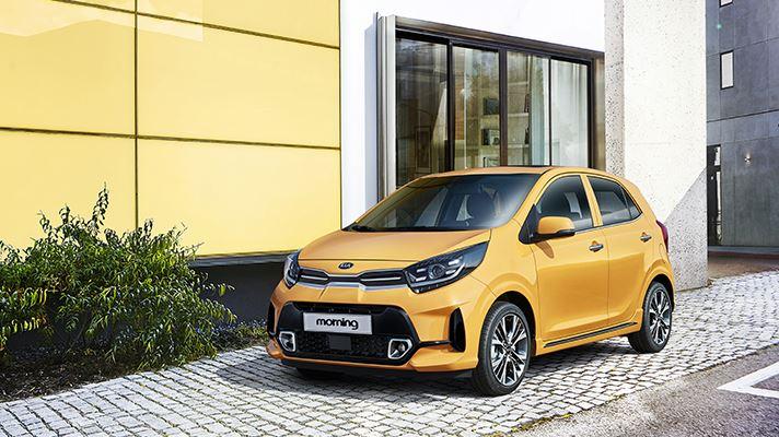 Kia's city car, the Ray / Courtesy of Hyundai Motor Group