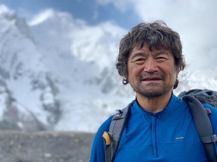 Mountaineer Kim Hong-bin / Yonhap