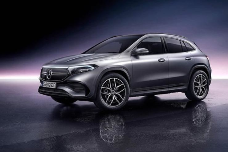 New EQA manufactured by Mercedes Benz / Courtesy of Mercedes-Benz Korea