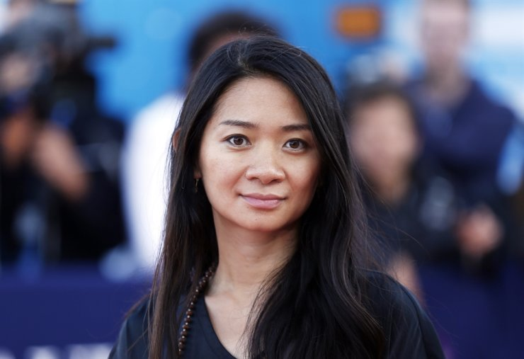 Chloe Zhao, director of the award-winning 'Nomadland,' has been named member of the international jury at the 78th Venice Film Festival. EPA-Yonhap