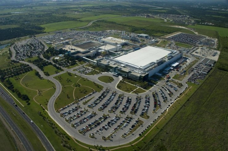 Samsung Electronics' chip plant in Austin, Texas / Courtesy of Samsung Electronics