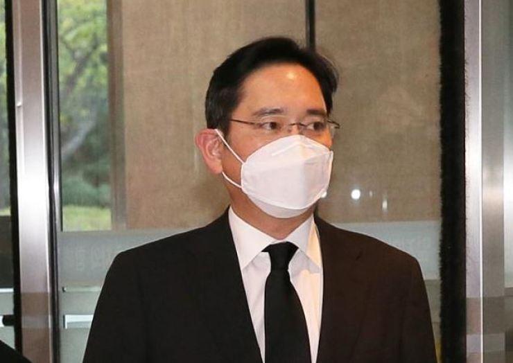 Lee Jae-yong, the jailed de facto leader of Samsung Group / Korea Times file