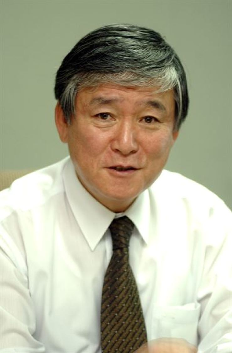 Yoon Kook-byung, former president-publisher of The Korea Times / Korea Times file