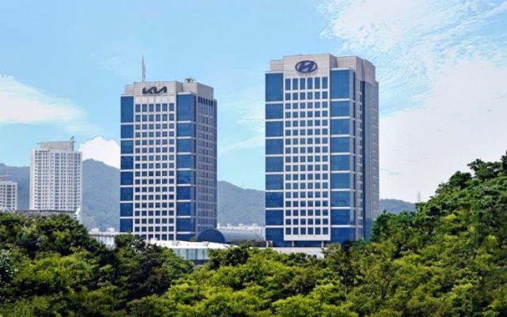 Hyundai Motor and Kia headquarters in Seoul / Courtesy of Hyundai Motor Group