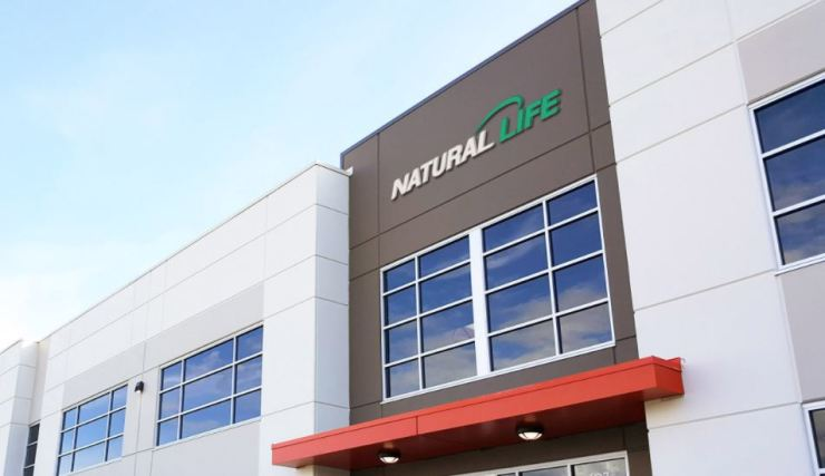Natural Life Nutrition's headquarters in Vancouver, Canada / Courtesy of EDGC