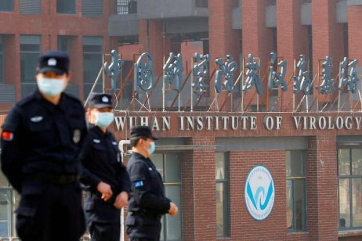 Wuhan Institute of Virology / Reuters-Yonhap