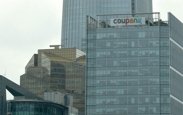 Coupang's headquarters in Jamsil, Seoul / Korea times file