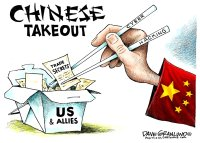 China hacks US and allies