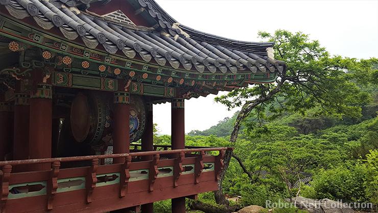 Samnangseong Fortress in May 2020 / Robert Neff Collection