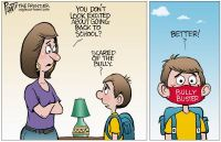 The Back-to-School Bully