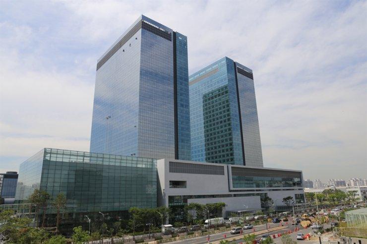 Samsung Electronics' headquarters in Suwon, Gyeonggi Province / Courtesy of Samsung Electronics
