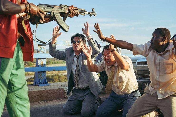 A scene from 'Escape from Mogadishu' / Courtesy of Lotte Entertainment