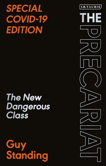 Guy Standing, author of 'The Precariat: The New Dangerous Class' / Courtesy of Guy Standing