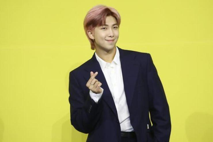 BTS leader RM / Yonhap