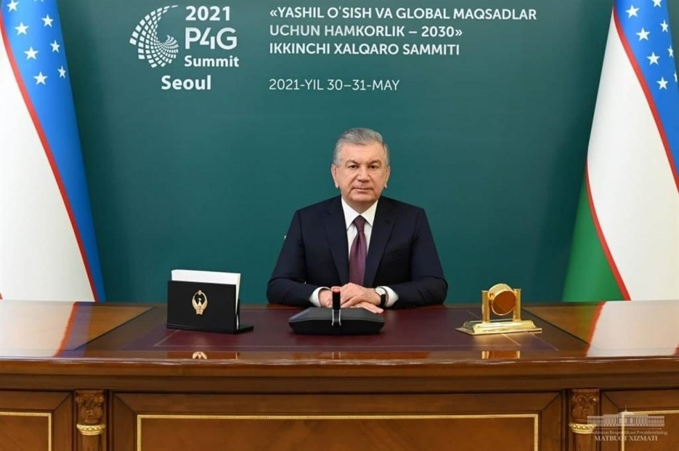 Vitaliy Fen, ambassador of Uzbekistan to Korea / Courtesy of the Embassy of Uzbekistan in Korea