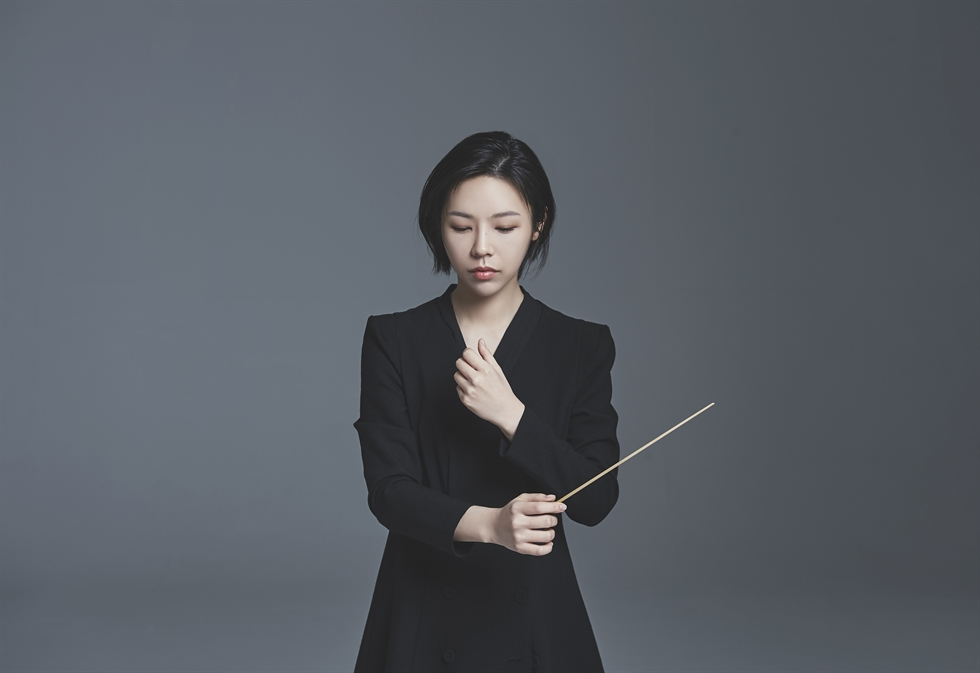 Conductor Chin Sol / Courtesy of Flasic