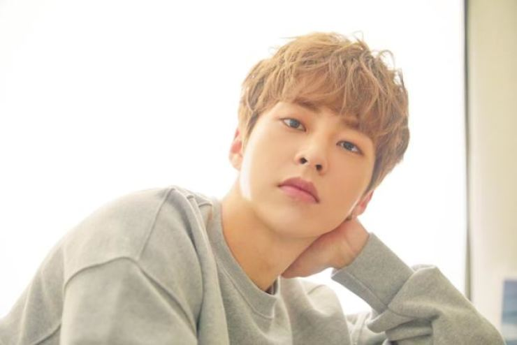 Xiumin, a member of K-pop boy band EXO, has tested positive for the new coronavirus, the group's management agency said Thursday. Courtesy of SM Entertainment