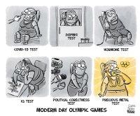 Modern day Olympics