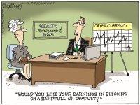 Crazy crypto