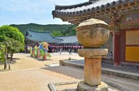 [Temple Adventures] Tongdo Temple: Home to the Buddha's partial remains