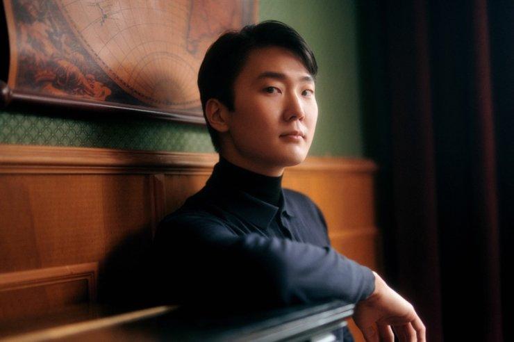 Pianist Cho Seong-jin / Courtesy of Universal Music