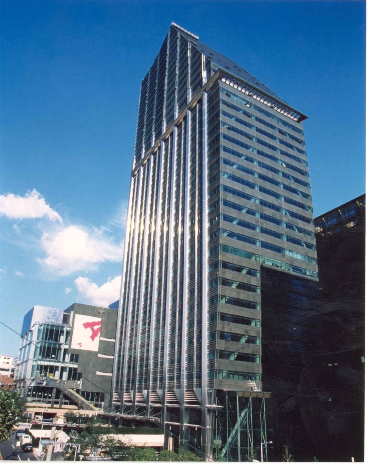GS Group's headquarters in southern Seoul / Korea Times file