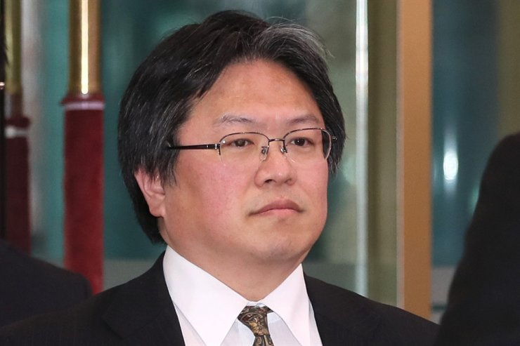 Hirohisa Soma, deputy chief of mission at the Japanese Embassy in Seoul / Yonhap