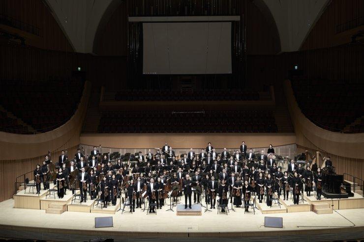 The Seoul Philharmonic Orchestra (SPO) / Courtesy of the SPO