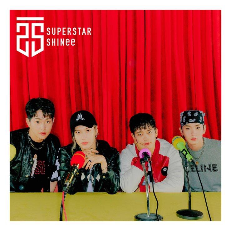 SHINee / Courtesy of SM Entertainment