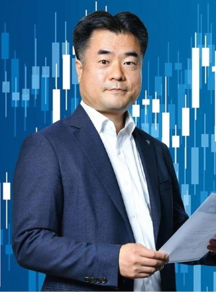 Shinhan Asset Management research center head Na Jung-hyuk / Courtesy of Shinhan Asset Management