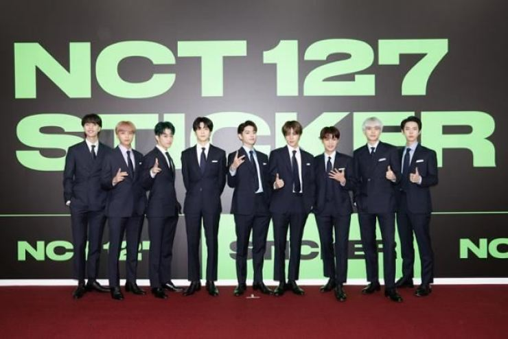 NCT 127 / Courtesy of SM Entertainment