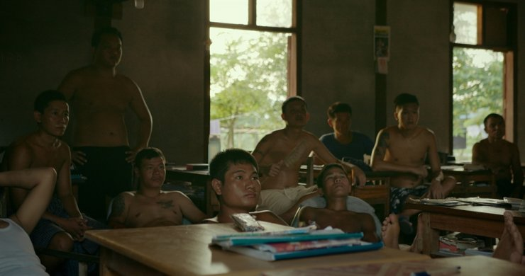A scene from the film, 'The Bad Man' / Courtesy of Lee Yong Chao