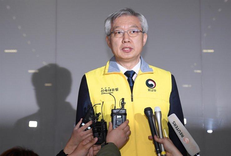 Lee Tae-ho, Korea's ambassador to Geneva / Korea Times file