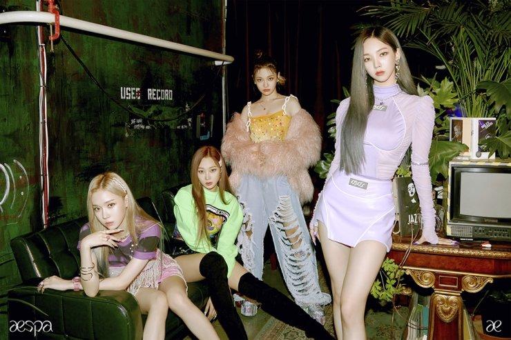 K-pop girl group aespa will release the mini-album