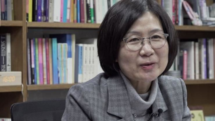 Rep. Kwon In-sook of the ruling Democratic Party of Korea / Korea Times file.