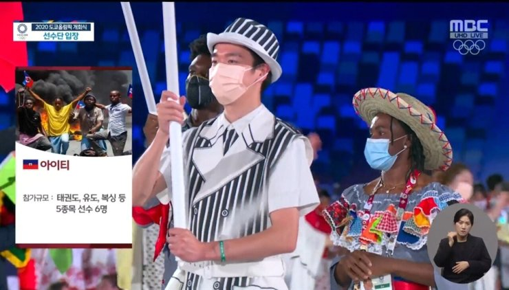 MBC given slap on the wrist for discriminatory Olympic ...