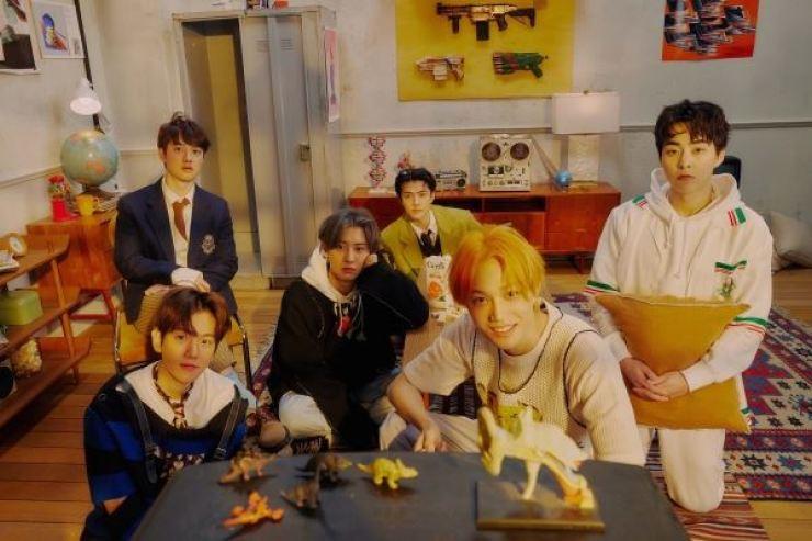 K-pop titan EXO / Courtesy of SM Entertainment